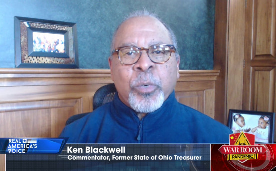 Ken Blackwell Joins the Show to Discuss the Importance of Liberty and Protecting Family
